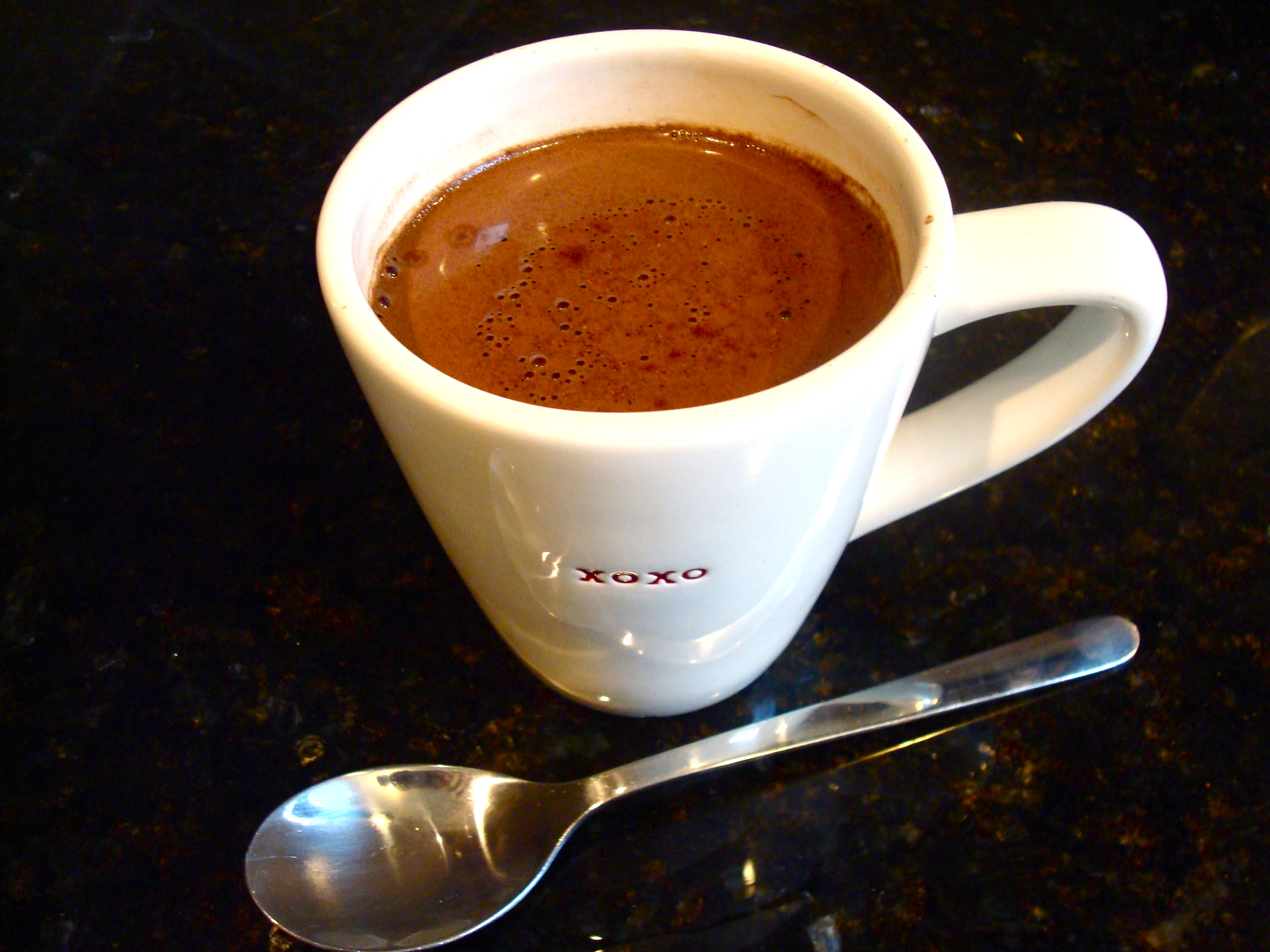 Hot Chocolate With Cocoa Powder Without Milk